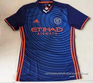 12f34b176fb3b Comprar camiseta New York City 2016 segunda online ...